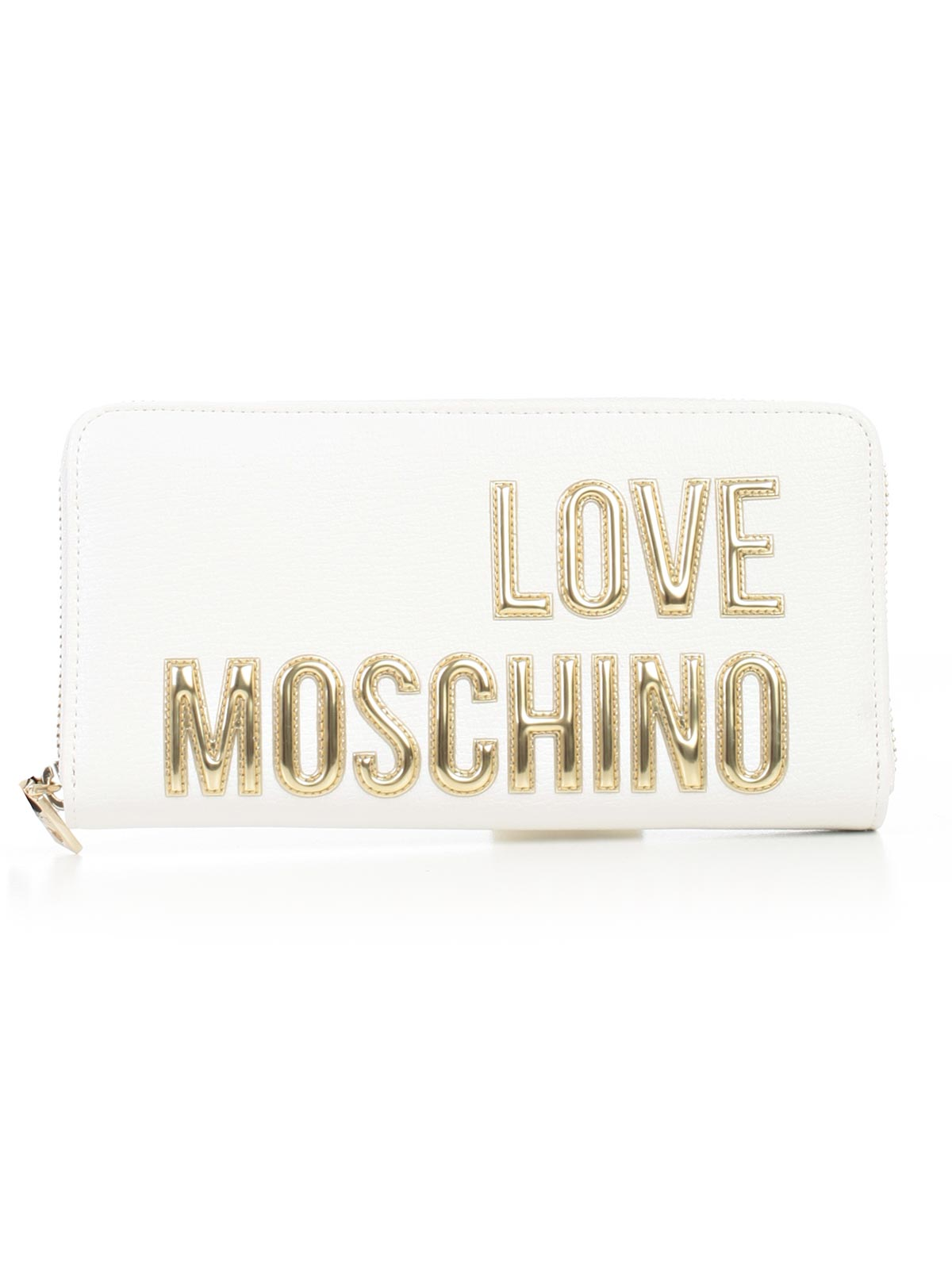 Picture of LOVE MOSCHINO WALLET LG ZIP AROUND CALF
