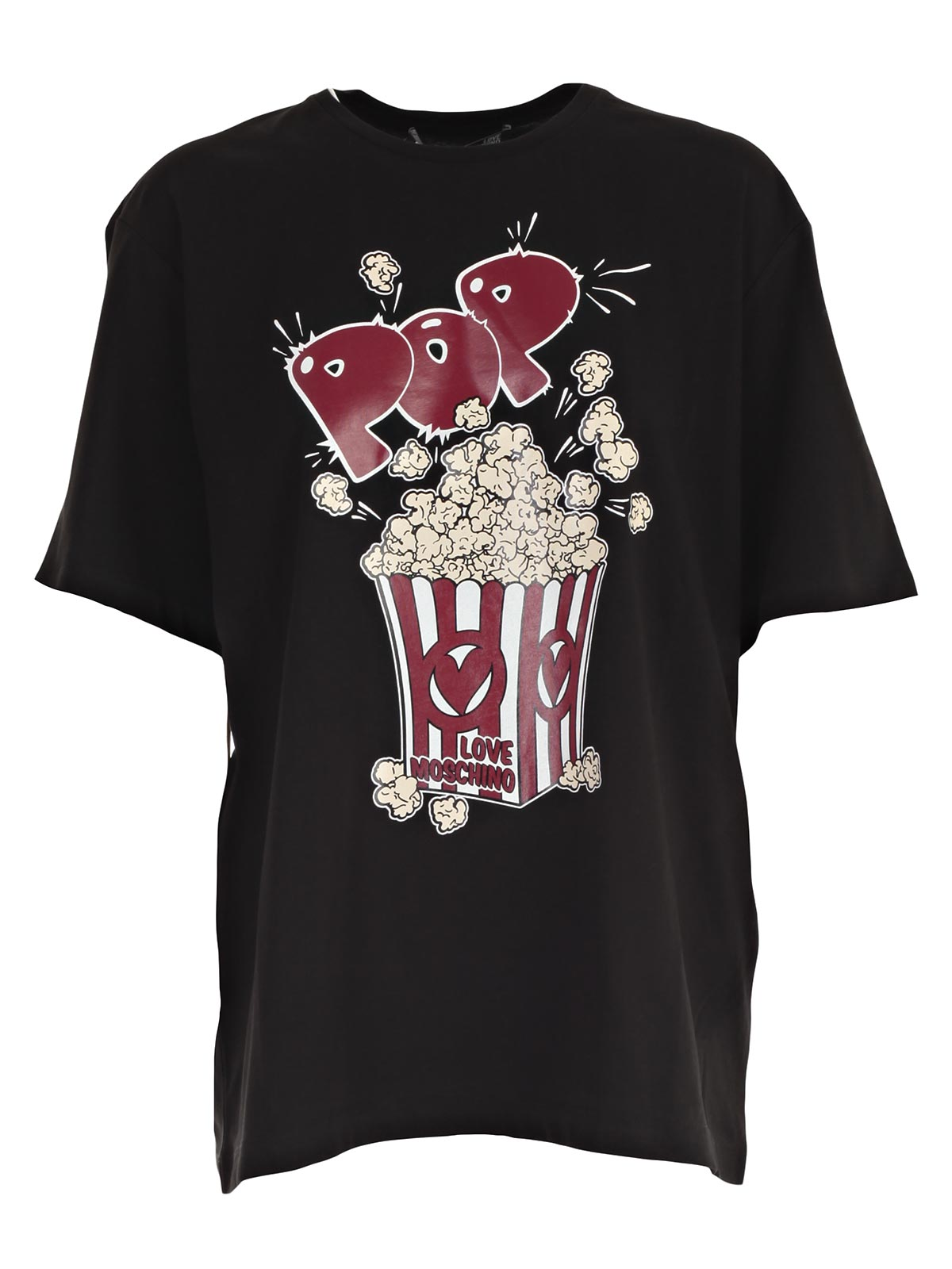 Picture of LOVE MOSCHINO T-SHIRT T-SHIRT SHORT SLEEVE