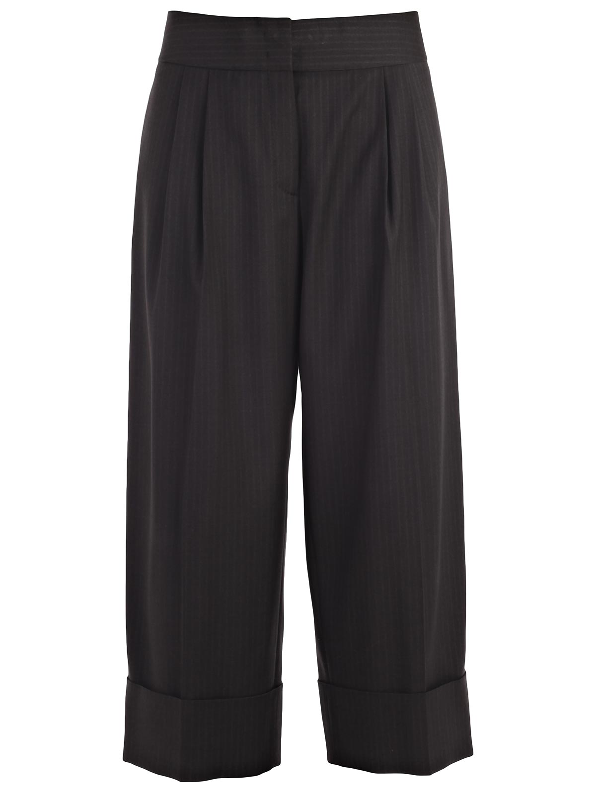 Picture of ANTONIO MARRAS TROUSERS PANTALONE AMPIO RISVOLTO GESSATO