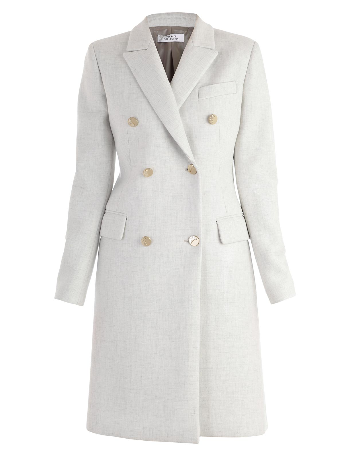 Picture of VERSACE COLLECTION COAT CAPPOTTO D/PETTO