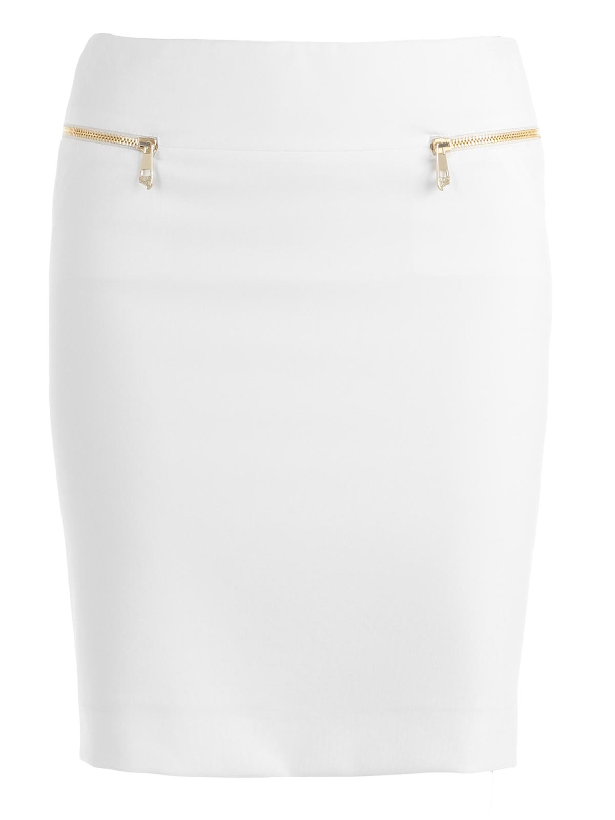 Picture of VERSACE COLLECTION SKIRT GONNA TUBINO TASCHE ZIP