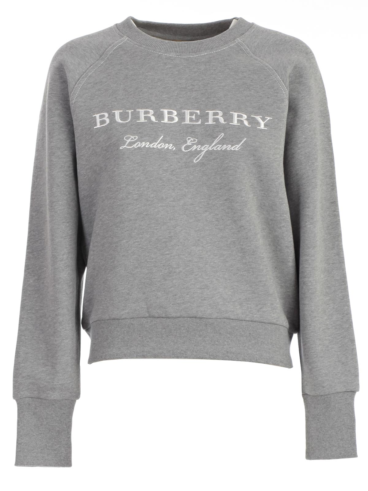 Burberry Sweatshirt 4056172 05000 Pale Grey Melange