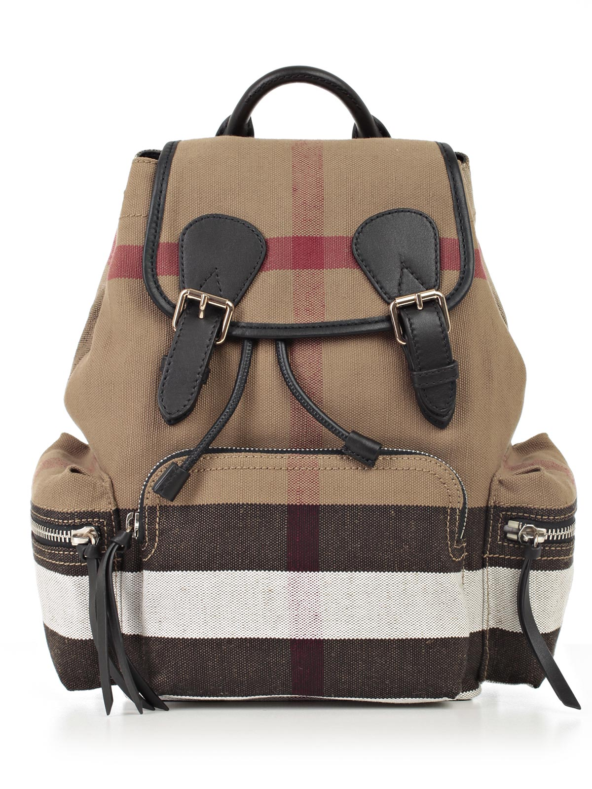 Picture of BURBERRY BAG LL MD BACKPACK BIN ZAINO CANVAS