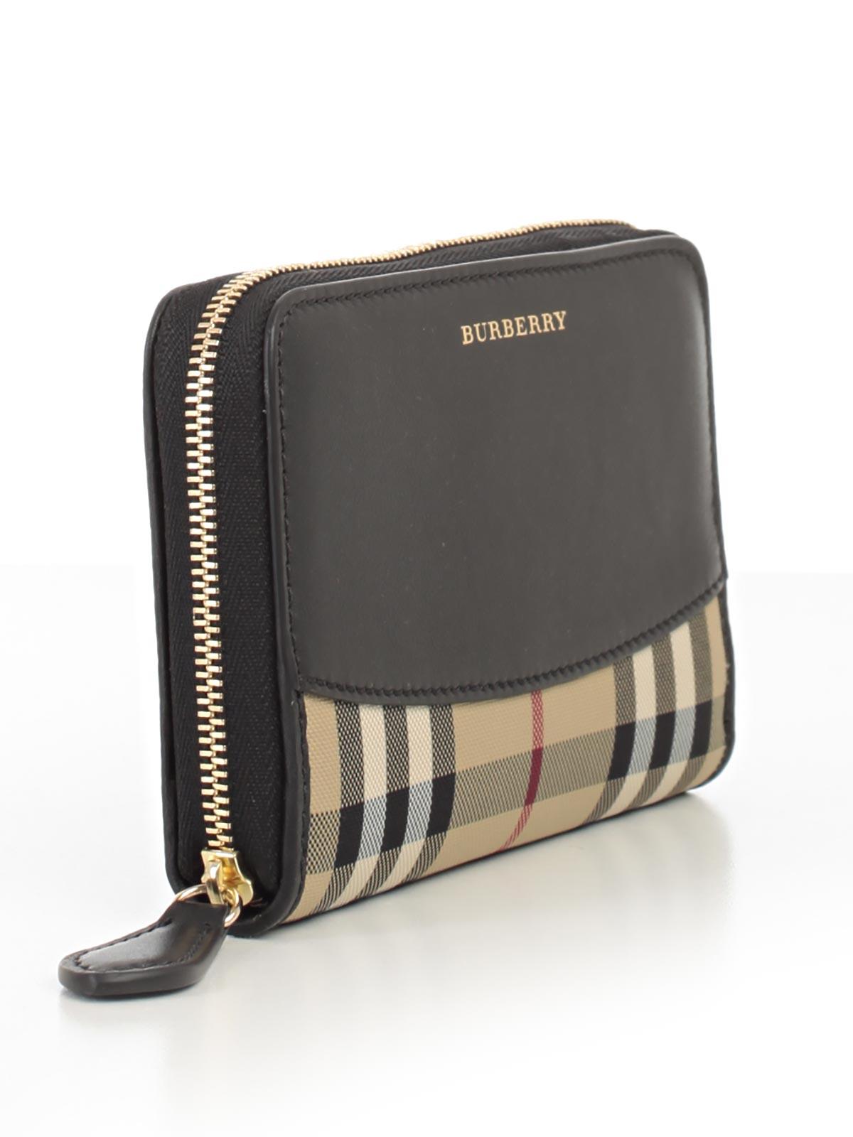 Bernardelli Store Burberry Wallet