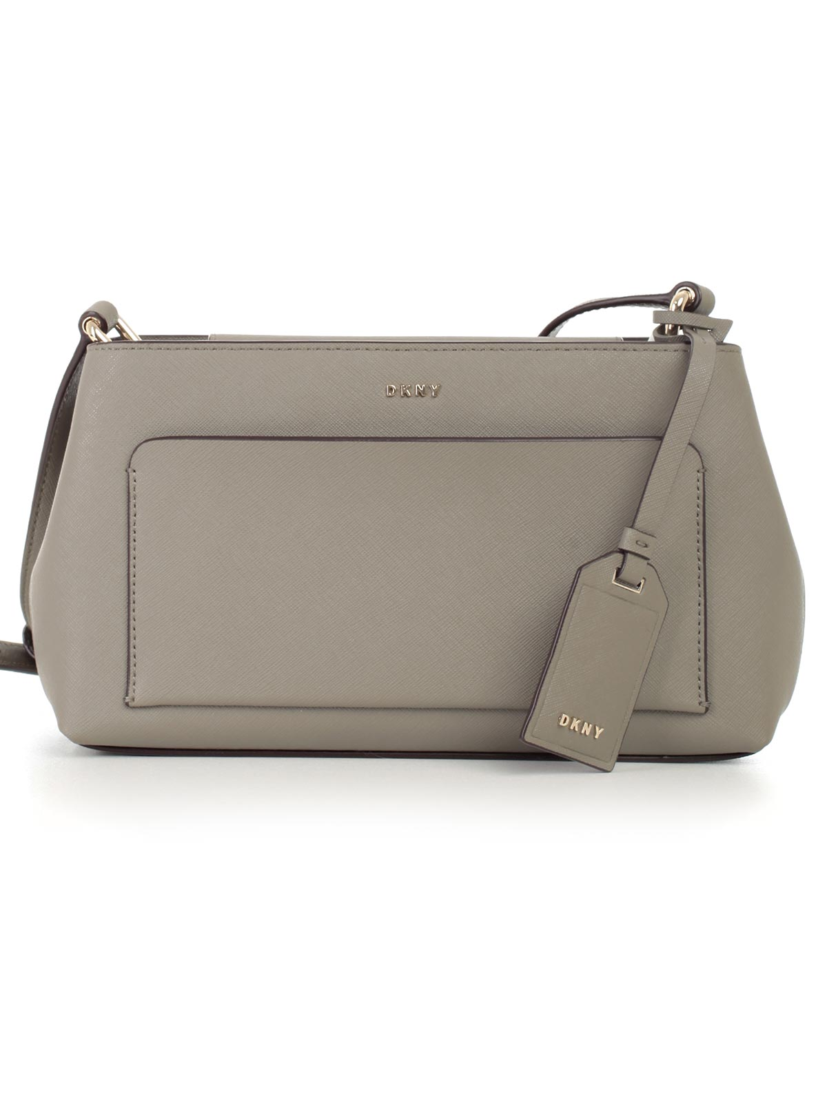 Picture of DKNY BAG CROSSBODY TRACOLLA SOFT SAFFIANO