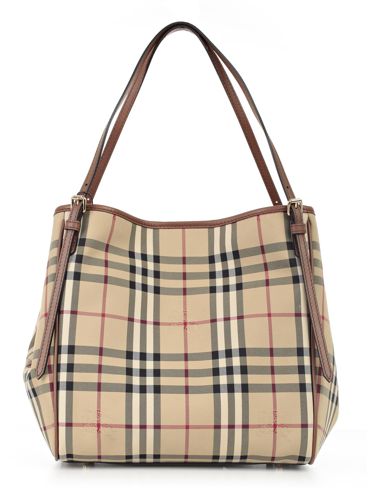 Picture of BURBERRY BAG LL SM CANTER HNC BORSA CHECK