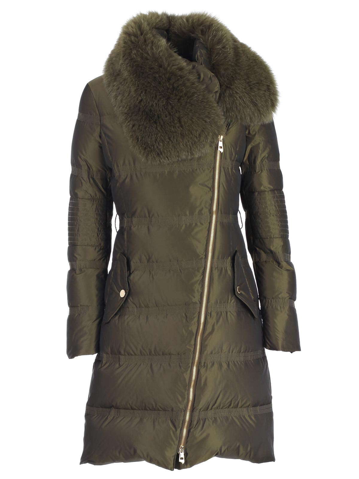 Picture of VERSACE COLLECTION Padded Jacket