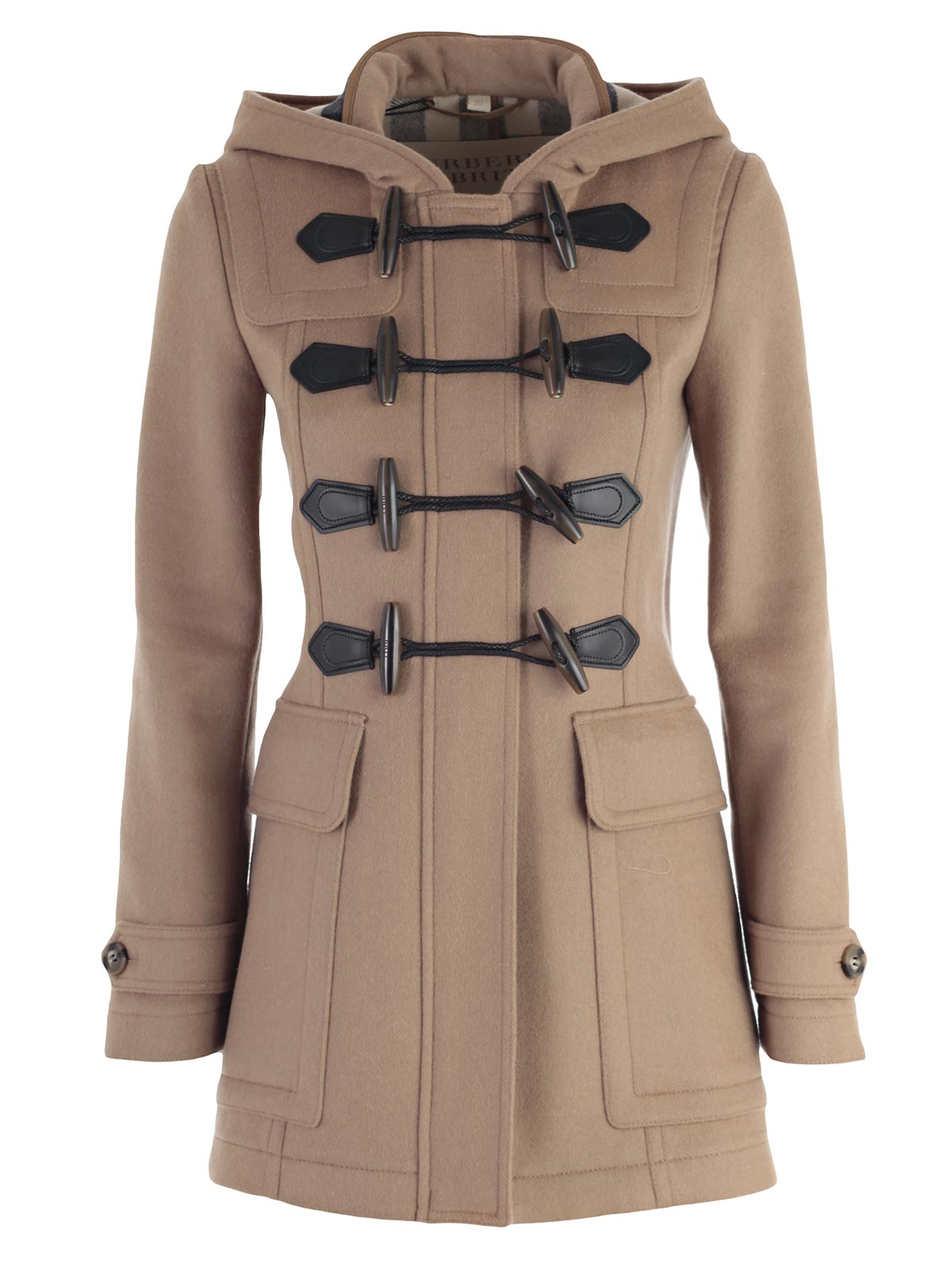Picture of BURBERRY COAT  BLACKWELL10  MONTGOMERY+CAPPUCCIO