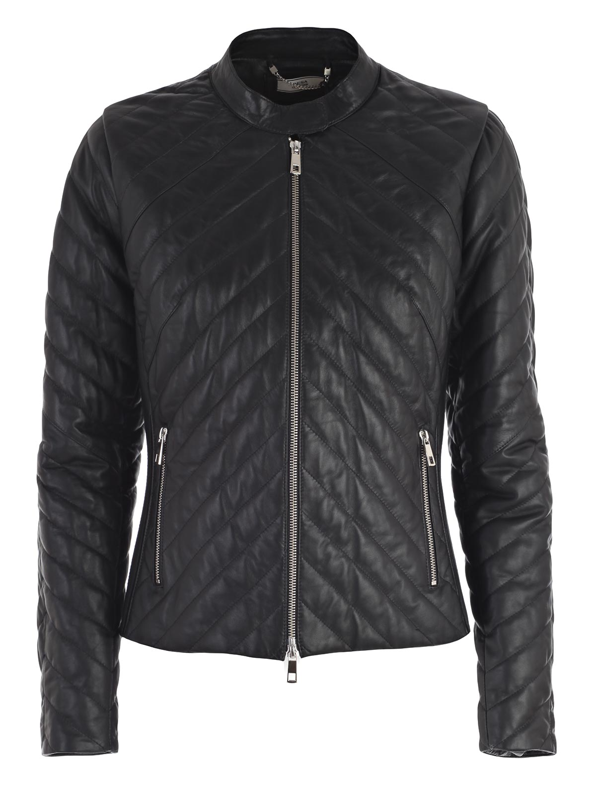 Picture of DESA COLLECTION JACKET GIACCA TRAPUNTATA PELLE