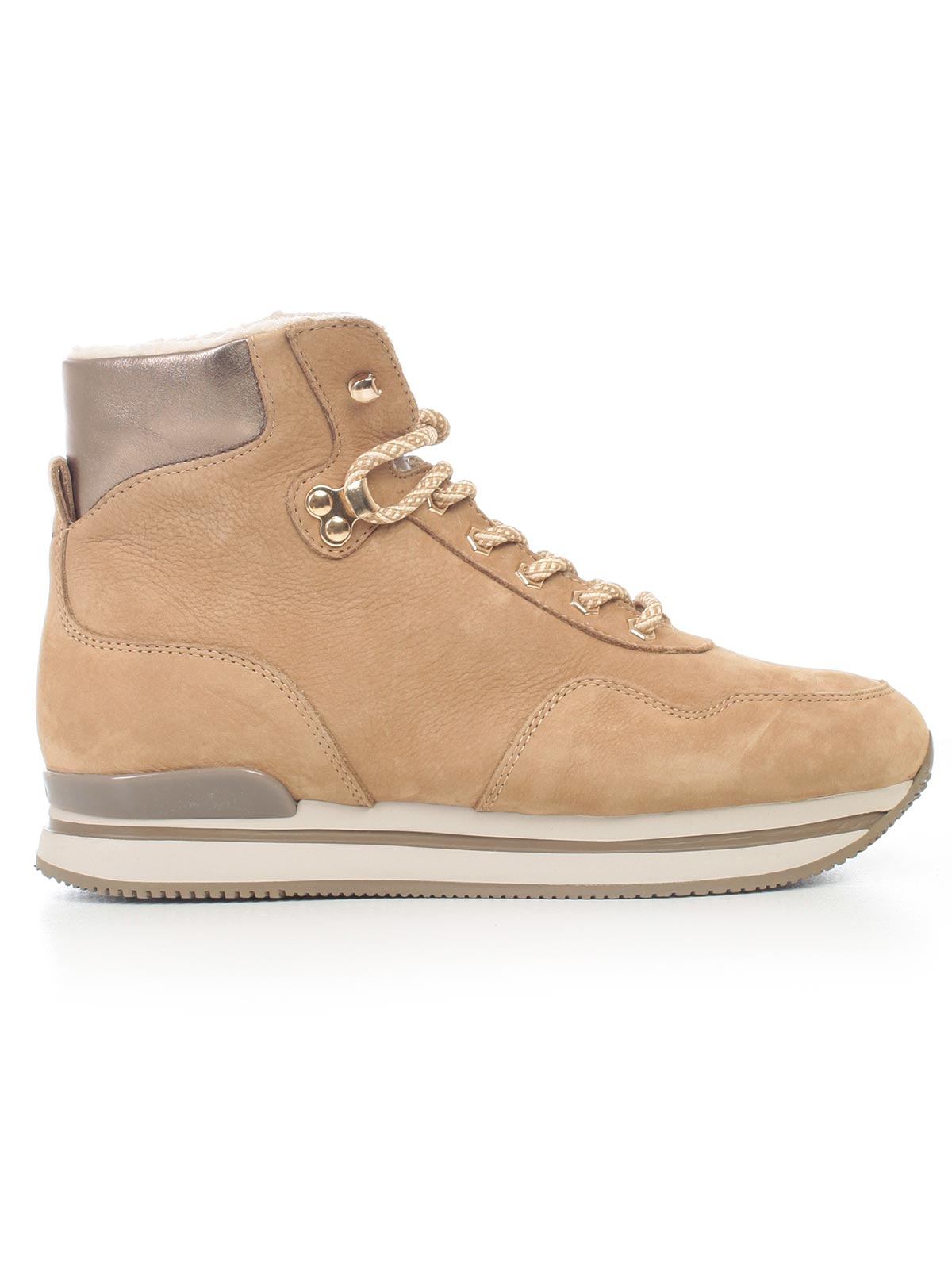 363ec7fc6678b Hogan Shoes HXW2220AP80GI80ZVA - BISCOTTO MEDIO.Bernardelli Store - Online  fashion store for Men and Women