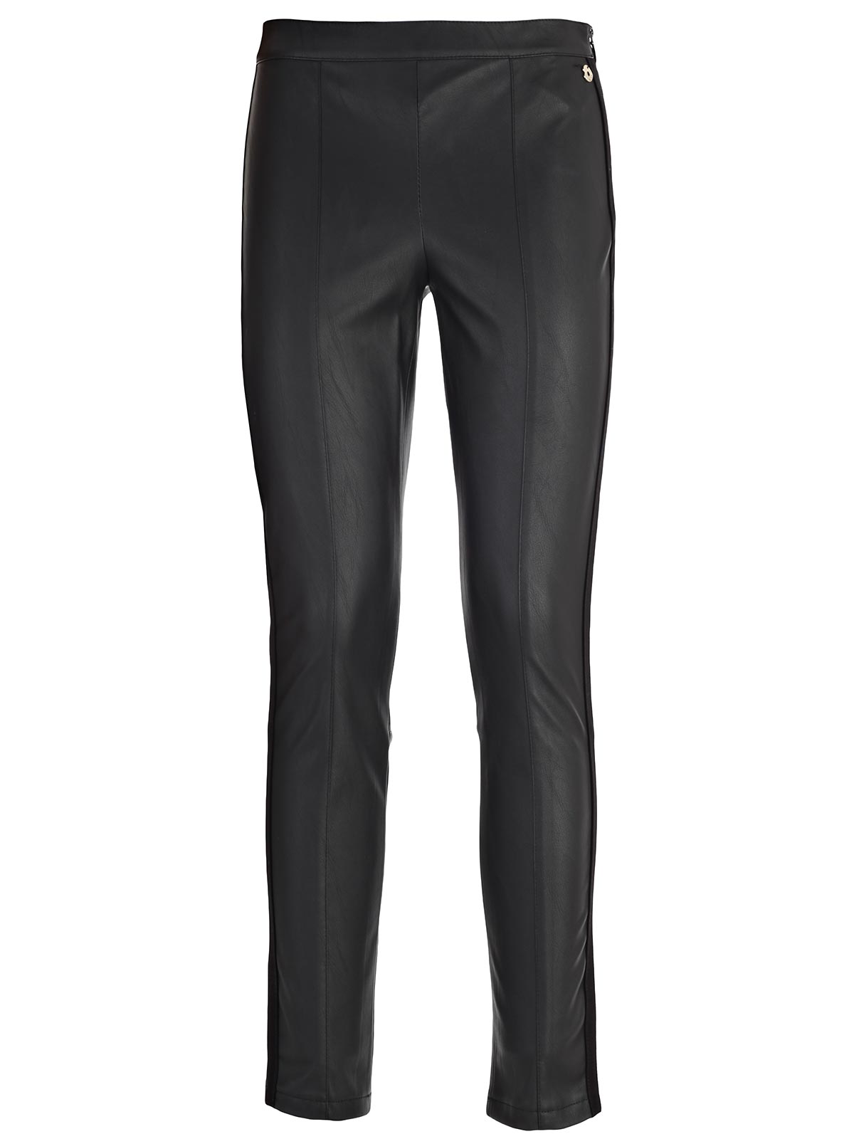 Picture of TWIN-SET TROUSERS PANTALONE LEGGINGS ECOPELLE
