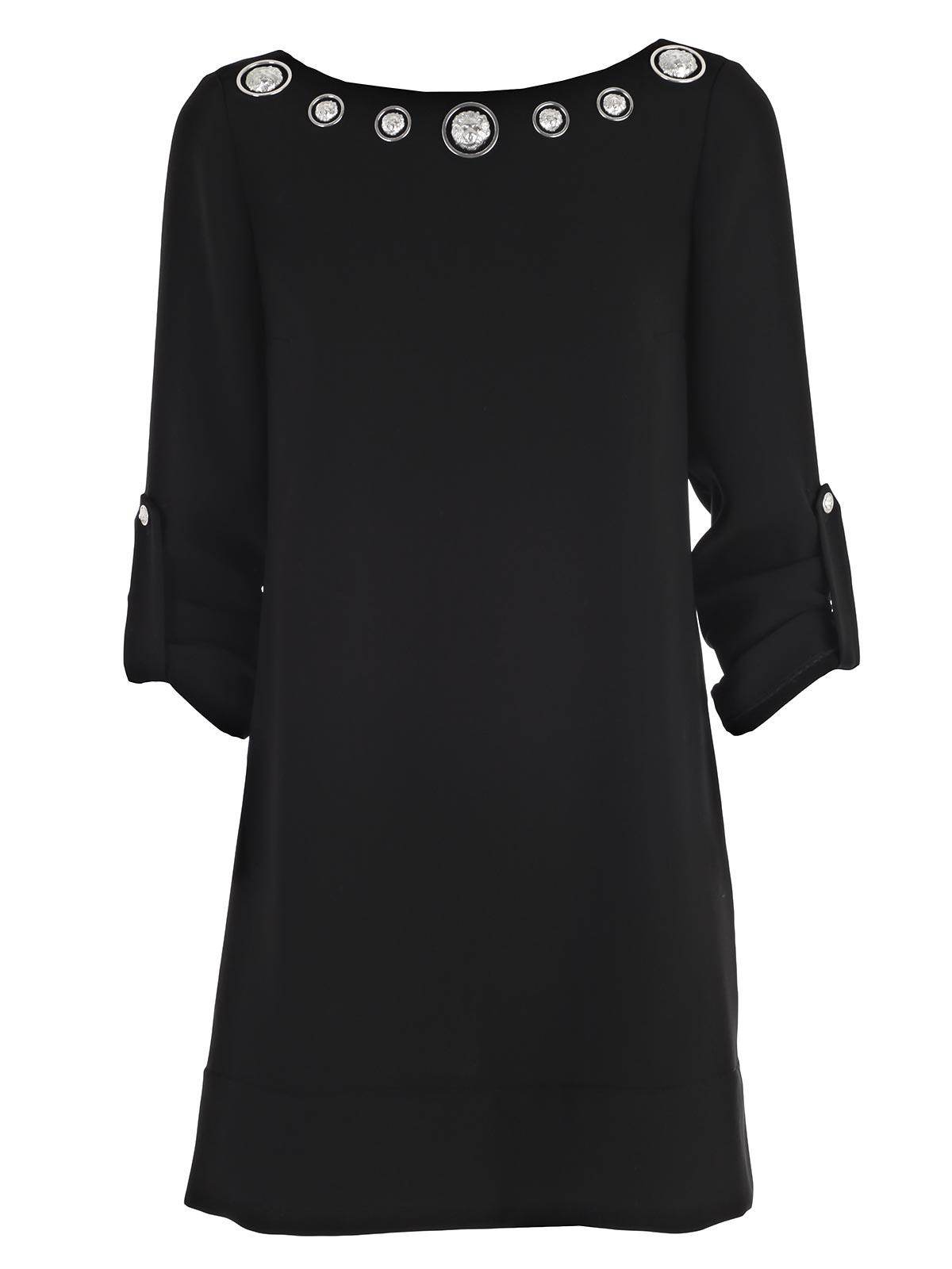 Picture of VERSUS VERSACE DRESS ABITO M/L LEONI  COLLO
