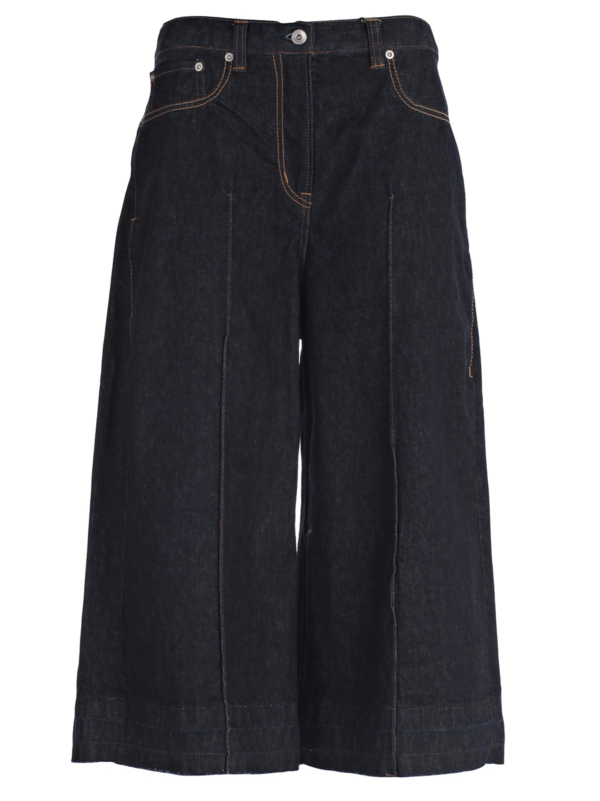 Picture of SACAI TROUSERS DENIM PANTS