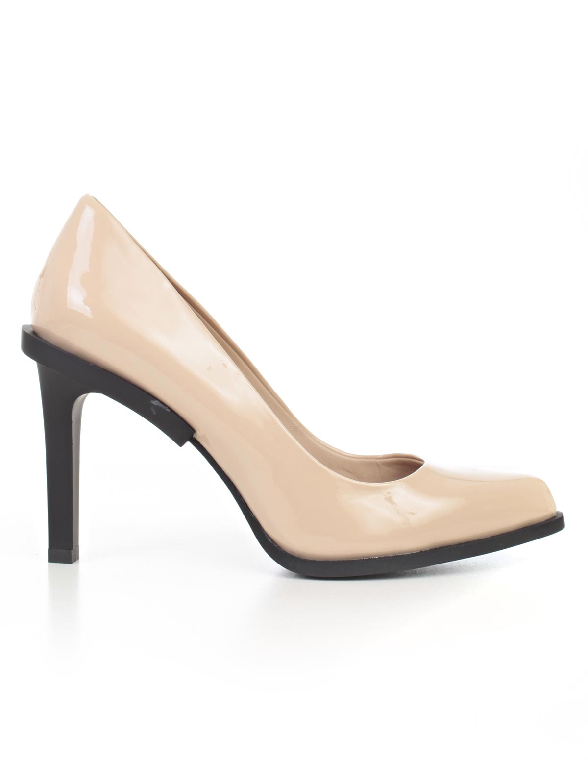 Picture of DKNY FOOTWEAR PRIM POINTY PUMP W/RUBBER 95MM
