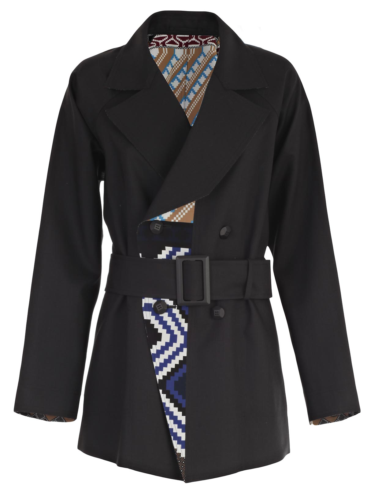 Picture of ISSEY MIYAKE  COAT CAPPOTTO REVERSIBILE
