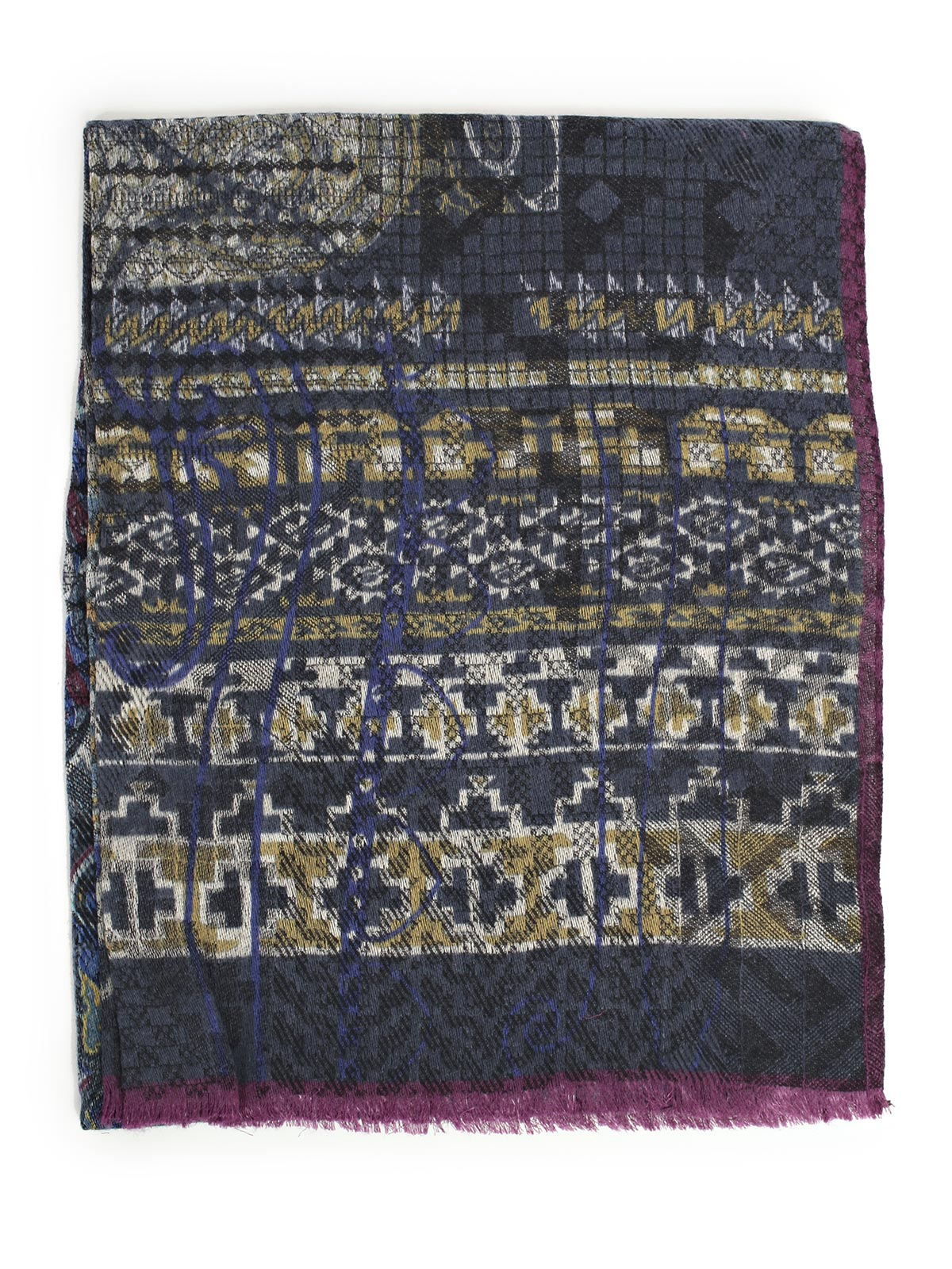 Picture of SCARF  ETRO  FOULARD