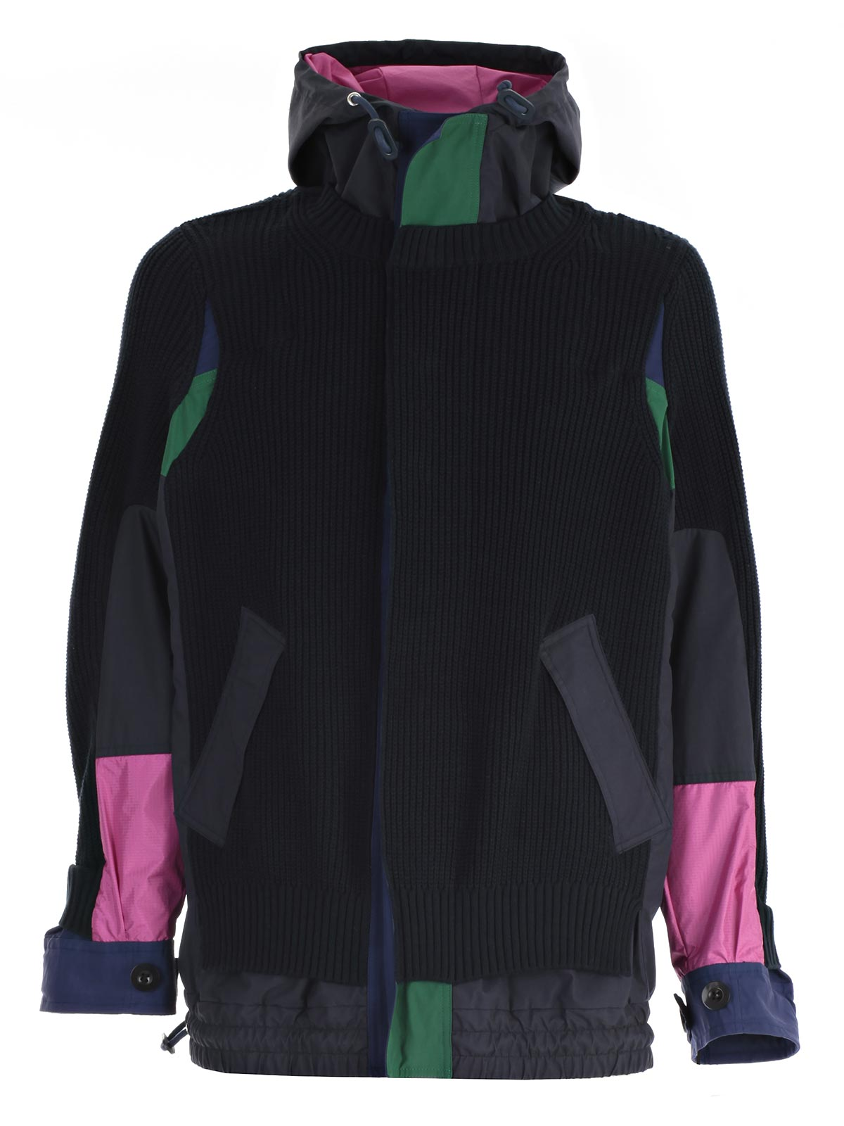 Picture of SACAI JACKET PARKA