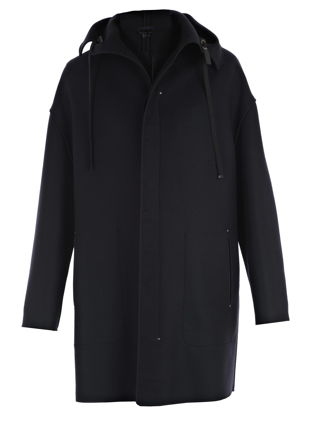Picture of LANVIN Trench PARKA PANNO LANA