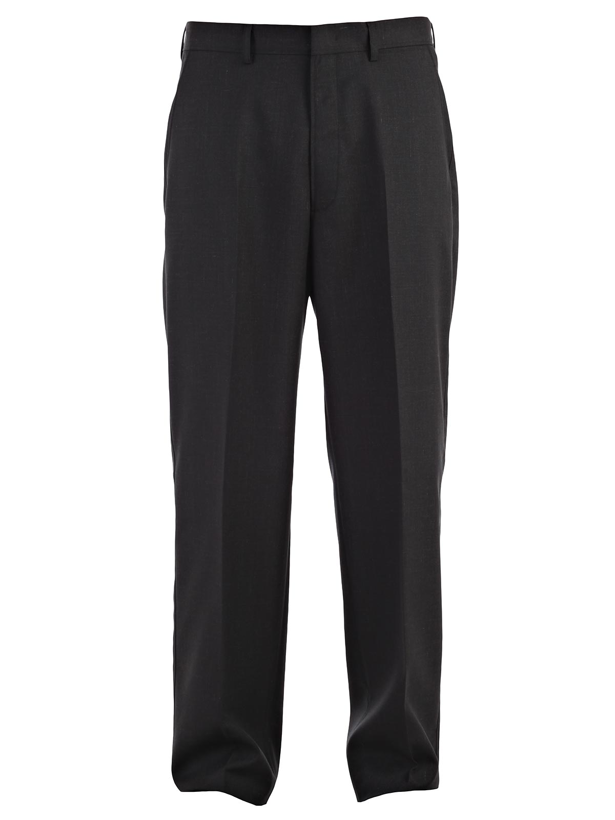 Picture of LANVIN TROUSERS MAXIPANTALONE CON TASCONI DIETRO