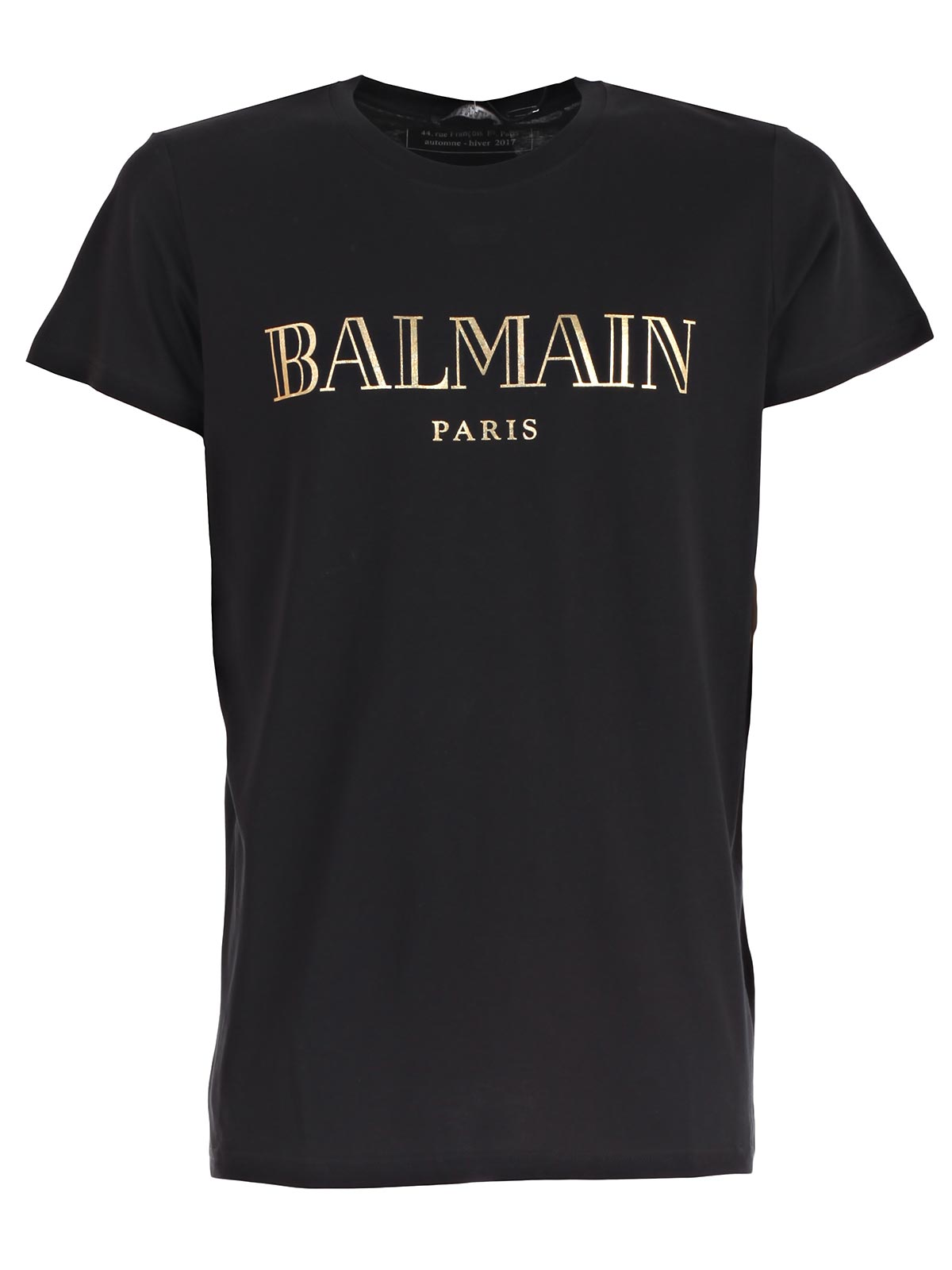 bernardelli store balmain t shirt. Black Bedroom Furniture Sets. Home Design Ideas