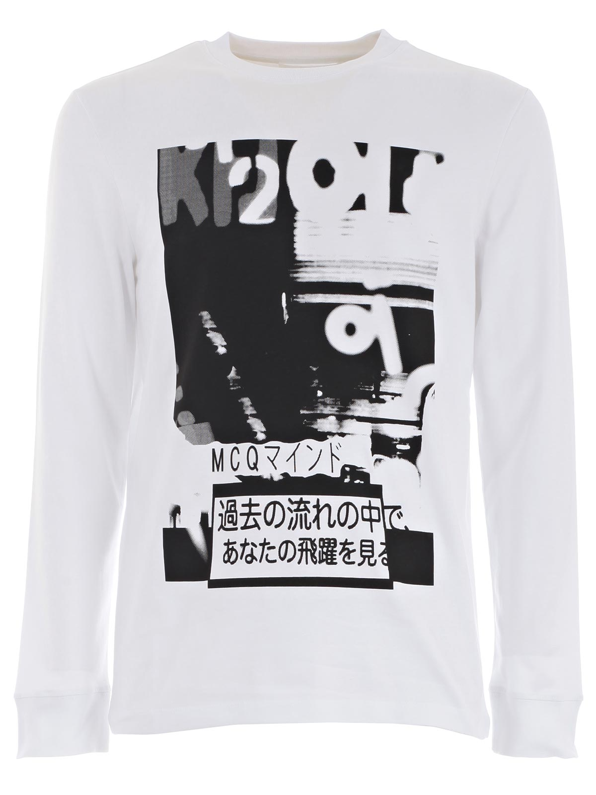 Picture of MCQ ALEXANDER MCQUEEN T-SHIRT