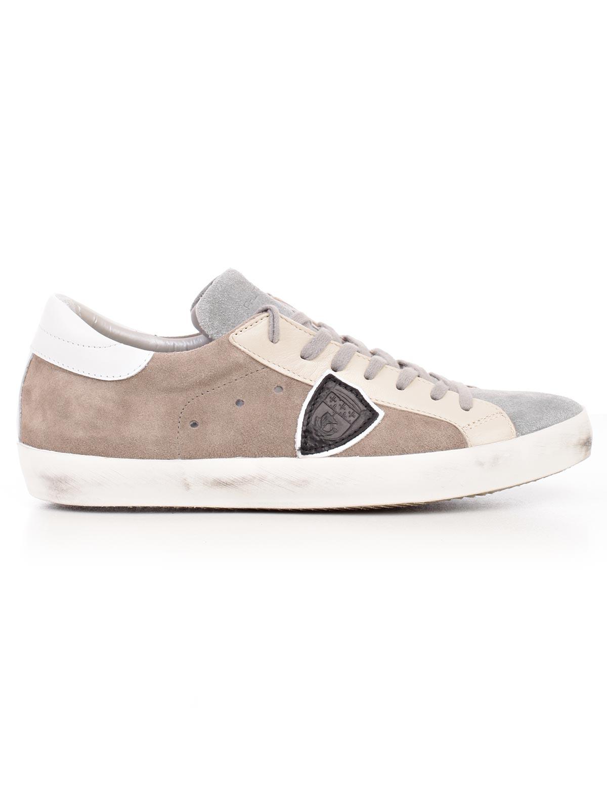 Picture of PHILIPPE MODEL FOOTWEAR SCARPA CLASSIC BASSA