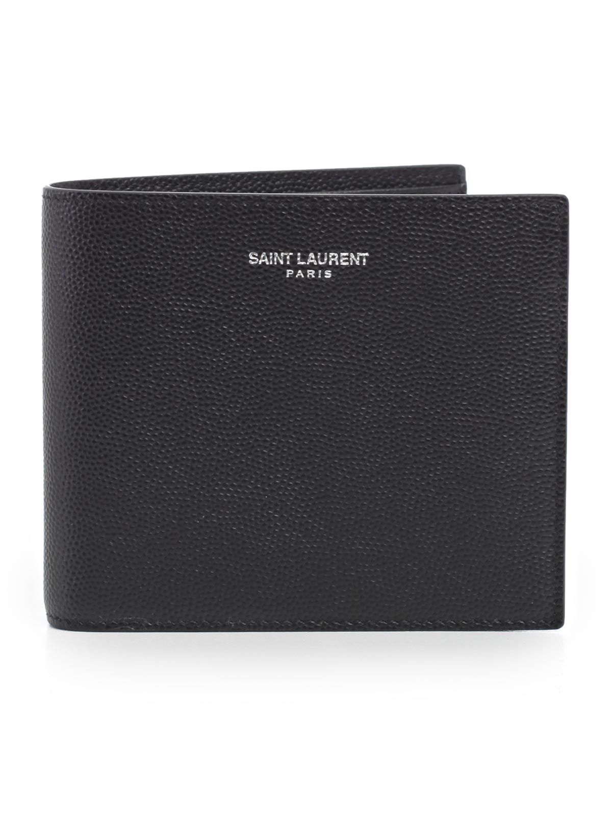 Picture of SAINT LAURENT WALLET P.FOGLI C/P.MONETE