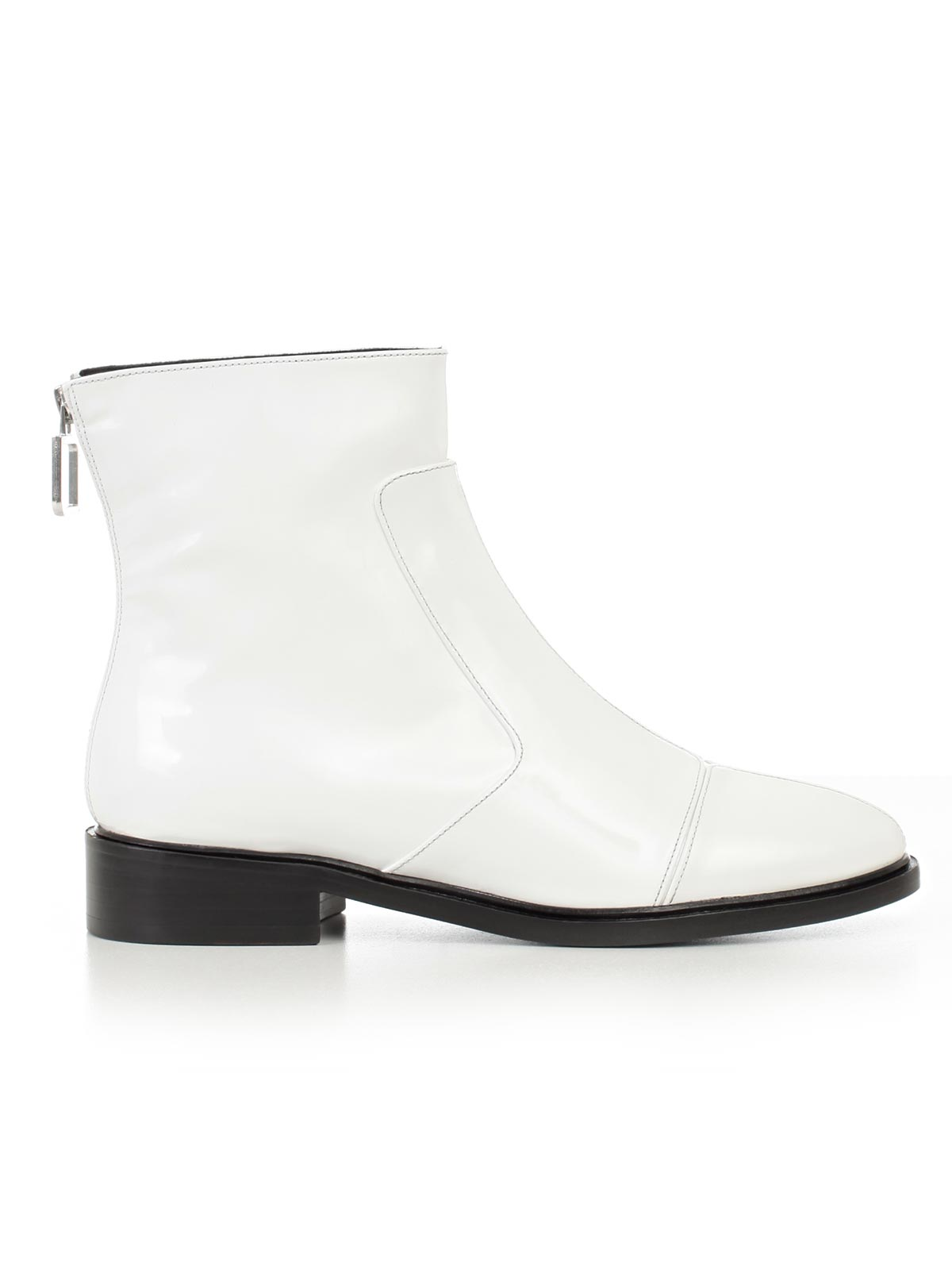 Picture of COURREGES FOOTWEAR STIVALE BASSO
