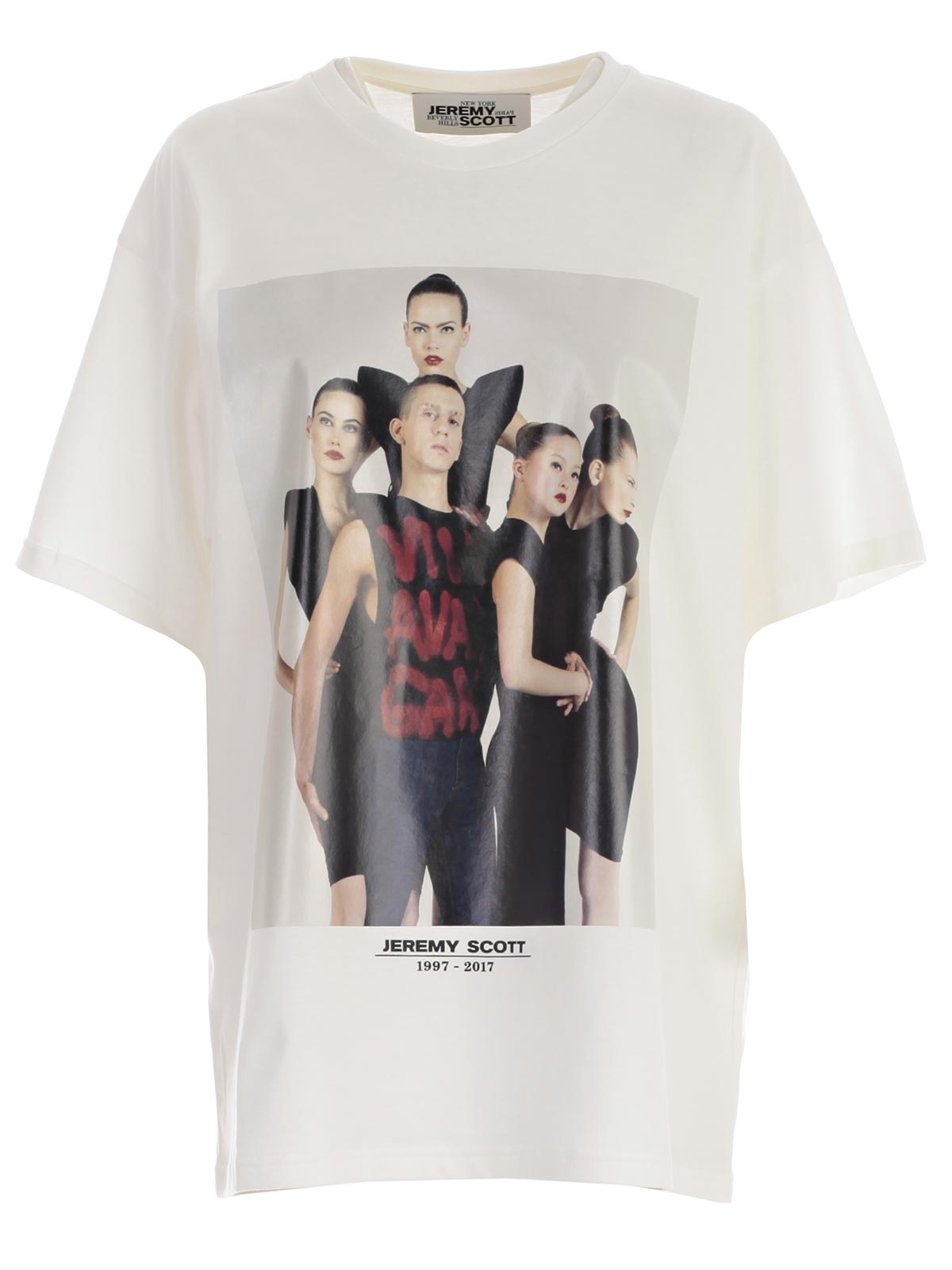 Picture of JEREMY SCOTT T-SHIRT