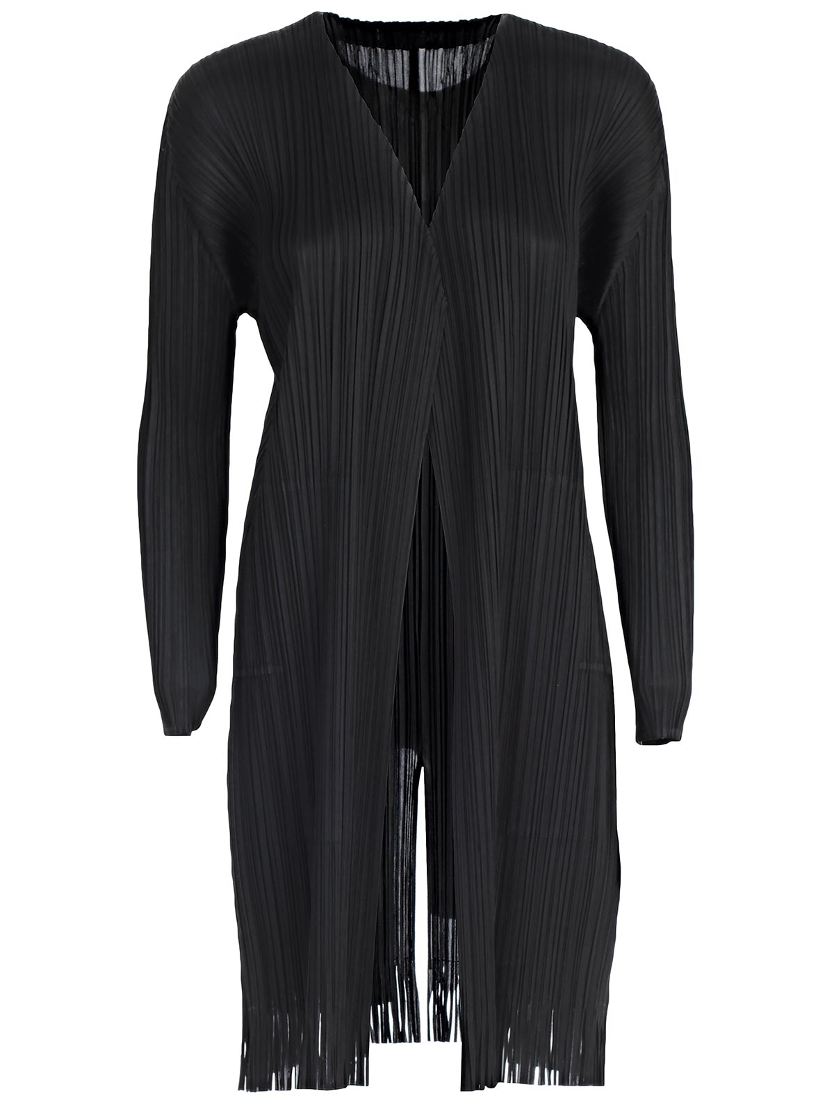Picture of PLEATS PLEASE BY ISSEY MIYAKE Trench