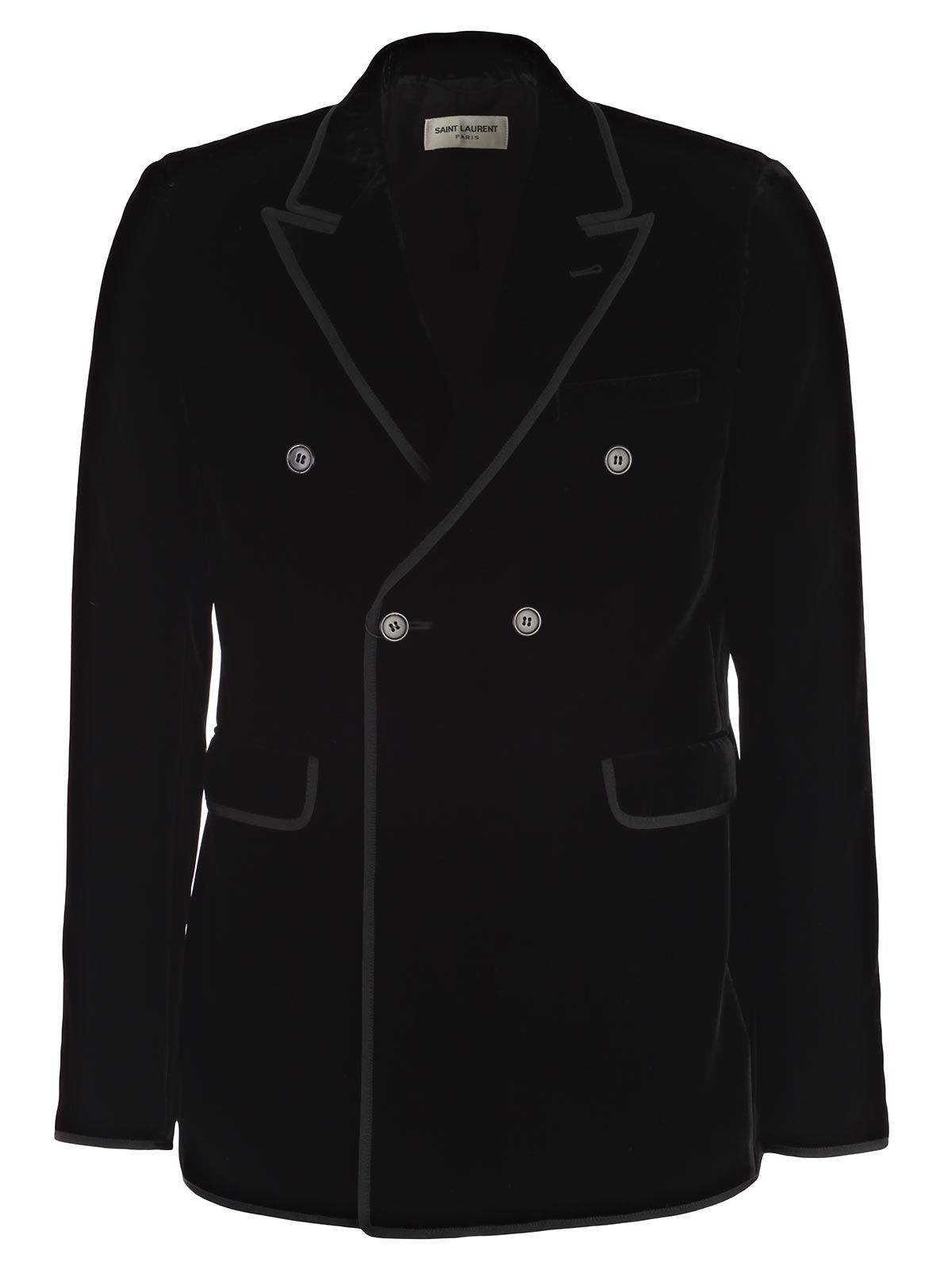 Picture of SAINT LAURENT JACKET GIACCA DOPPIO PETTO PROFILATA
