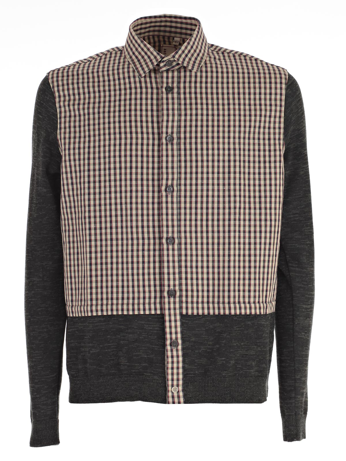 Picture of ANTONIO MARRAS  SHIRT CAMICIA VICKY C/MAGLIA
