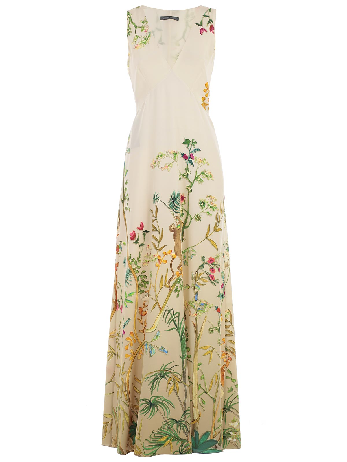 Picture of ALBERTA FERRETTI DRESS