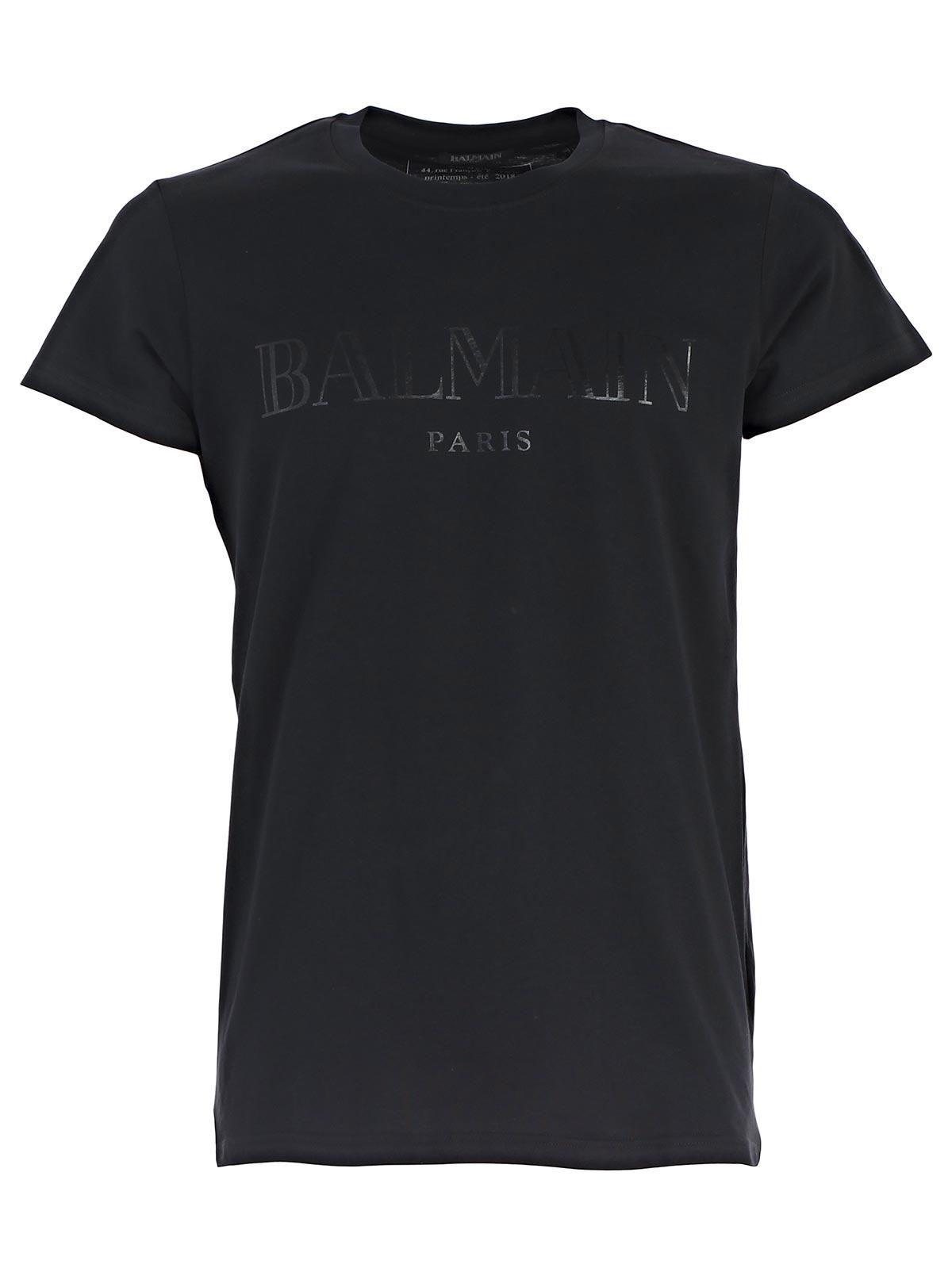 Picture of BALMAIN T-SHIRT