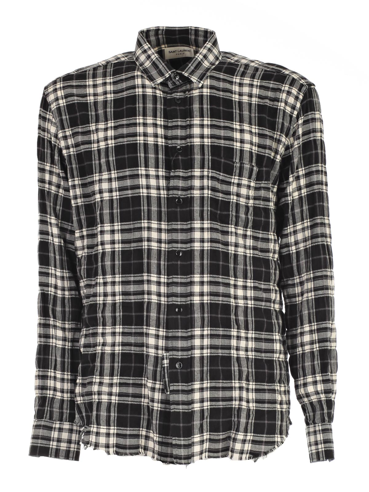 Picture of SAINT LAURENT SHIRT