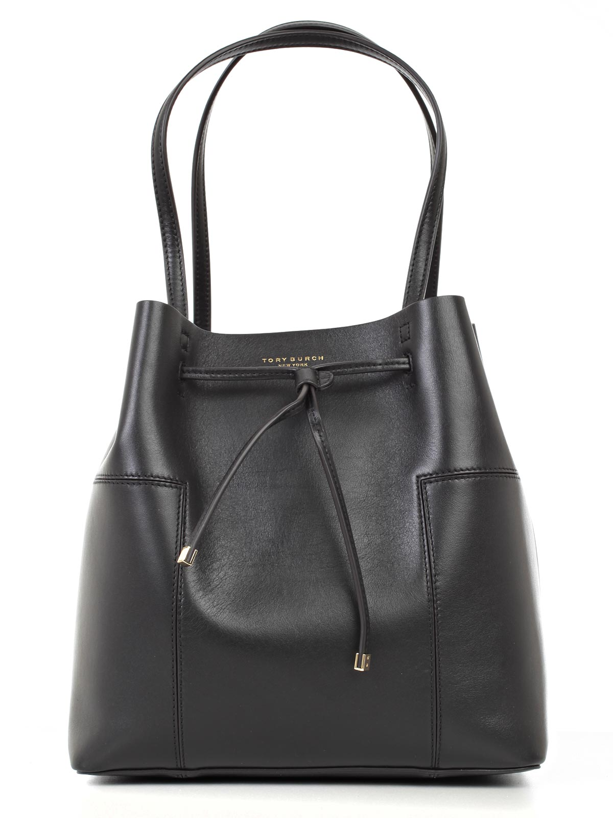 Picture of TORY BURCH BAG BORSA BLOCK-T BUCKET TOTE