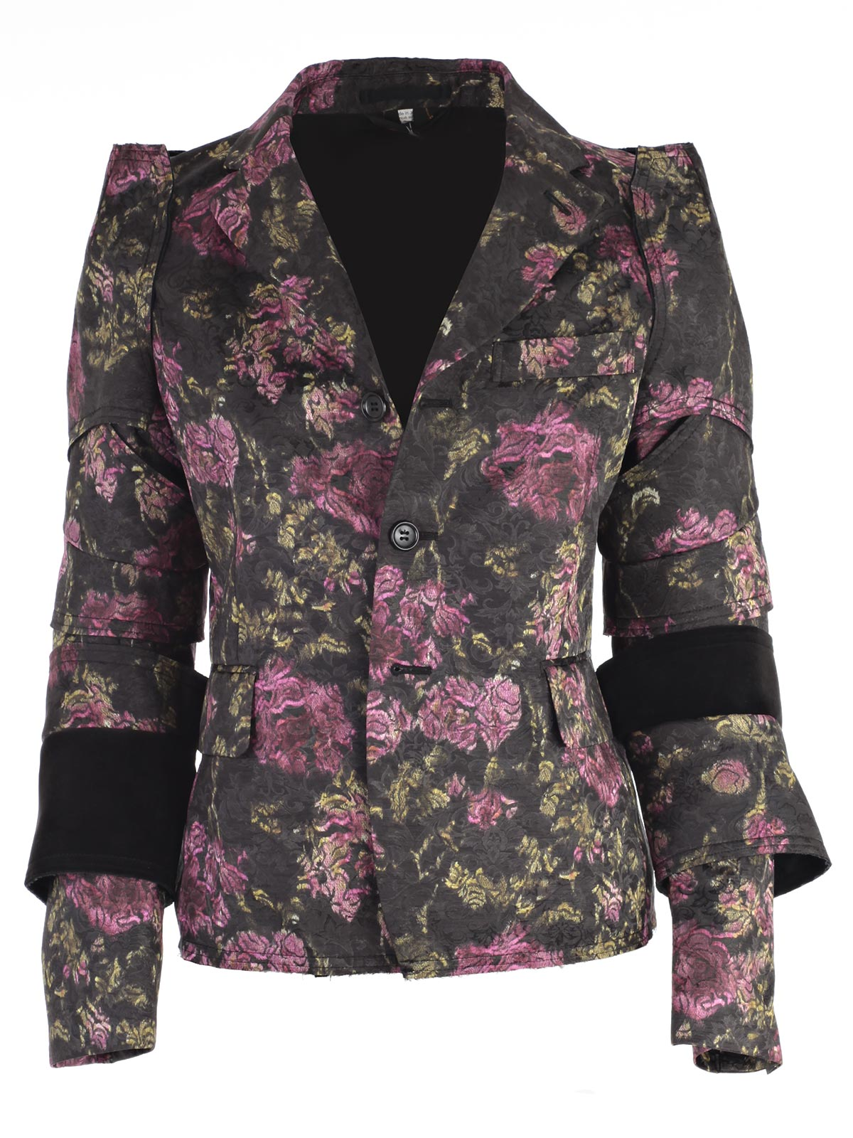 Picture of COMME DES GARCONS JACKET GIACCA STAMPA CON FIORI