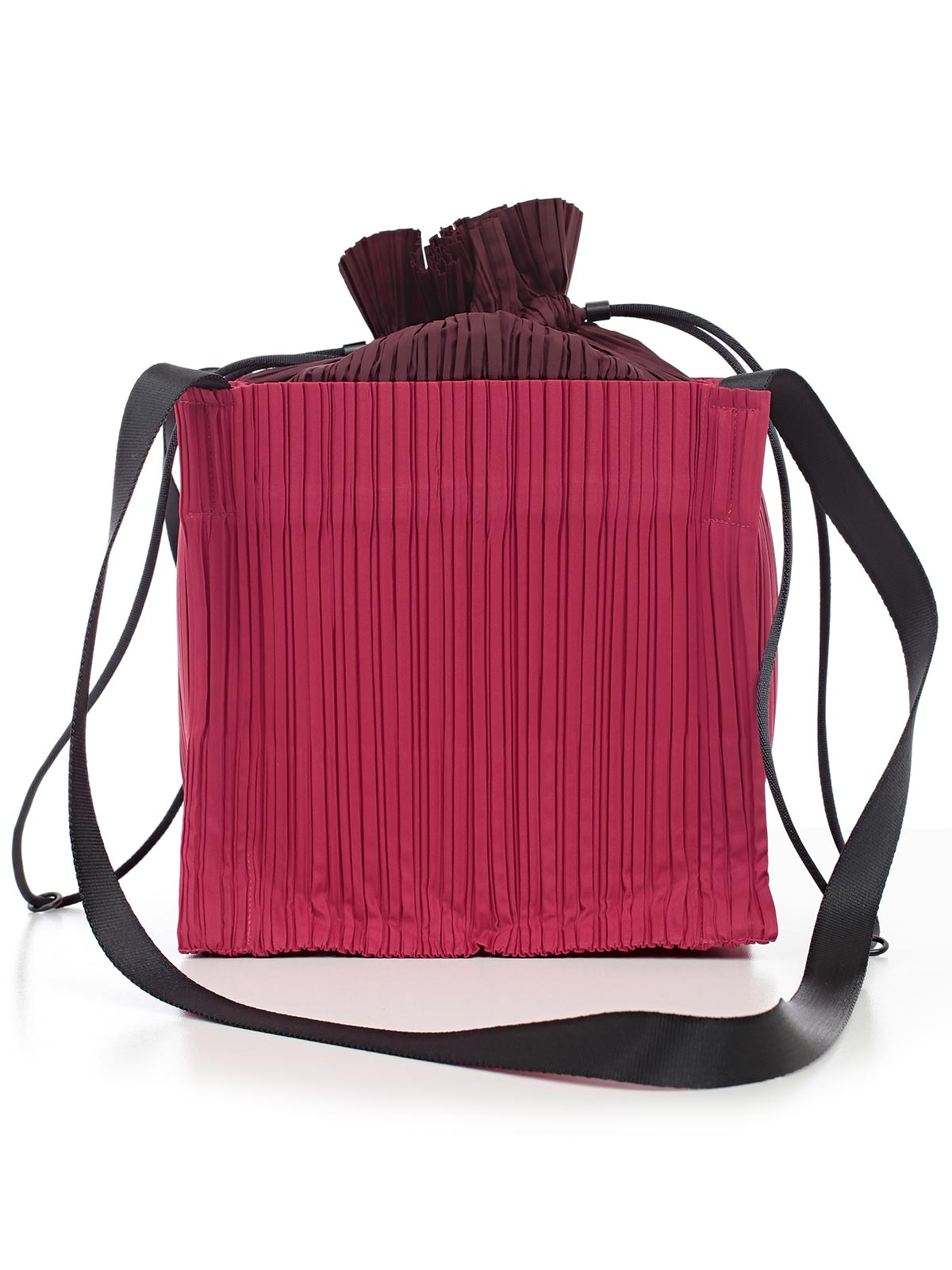 Picture of Pleats Please By Issey Miyake Shoulder Bag