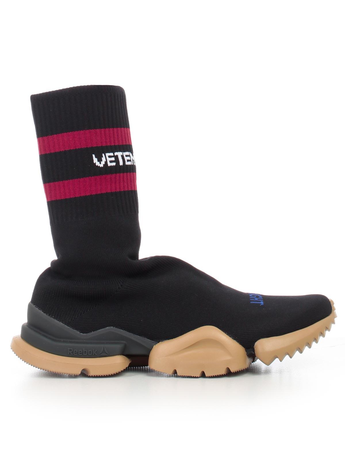 9883e125e99ba5 Vetements Shoes UAH19RE4 - BLACK.Bernardelli Store - Online fashion ...