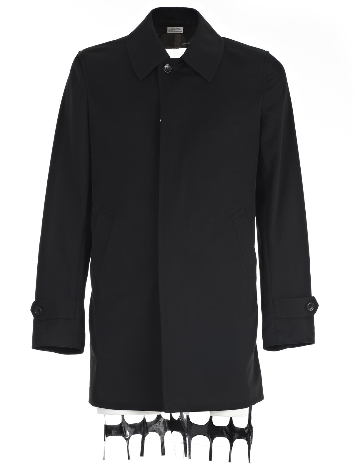 Picture of COMME DES GARCONS HOMME PLUS Trench
