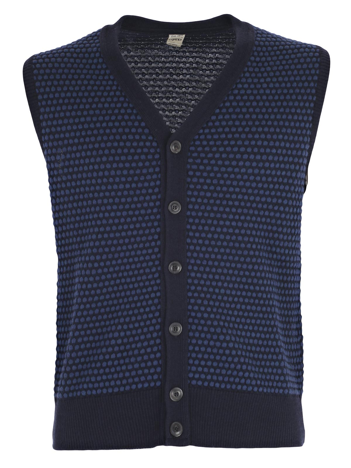 Picture of GRP FIRENZE VEST GILET BICOLOR