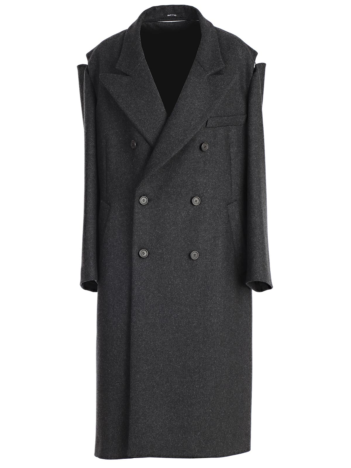 Picture of Maison Margiela Double Breasted & Peacoat