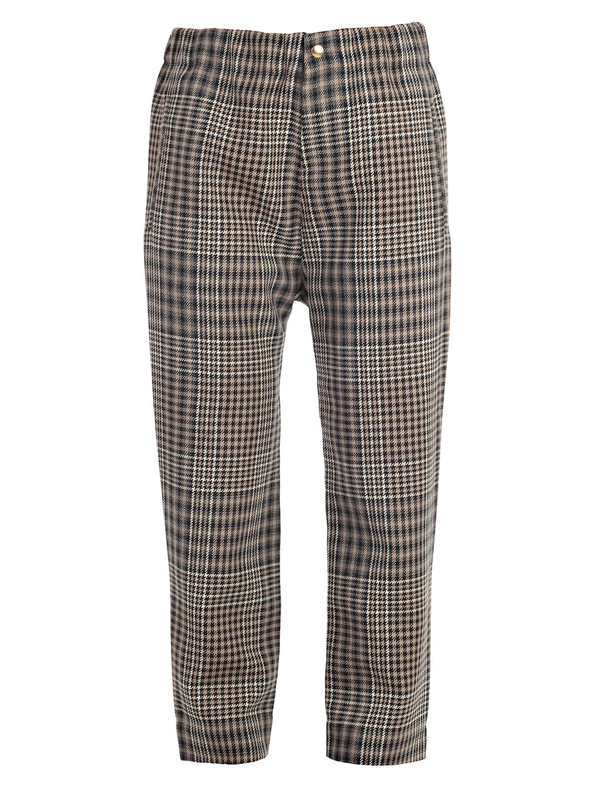Picture of SOFIE D'HOORE TROUSERS PANTALONE MADRAS