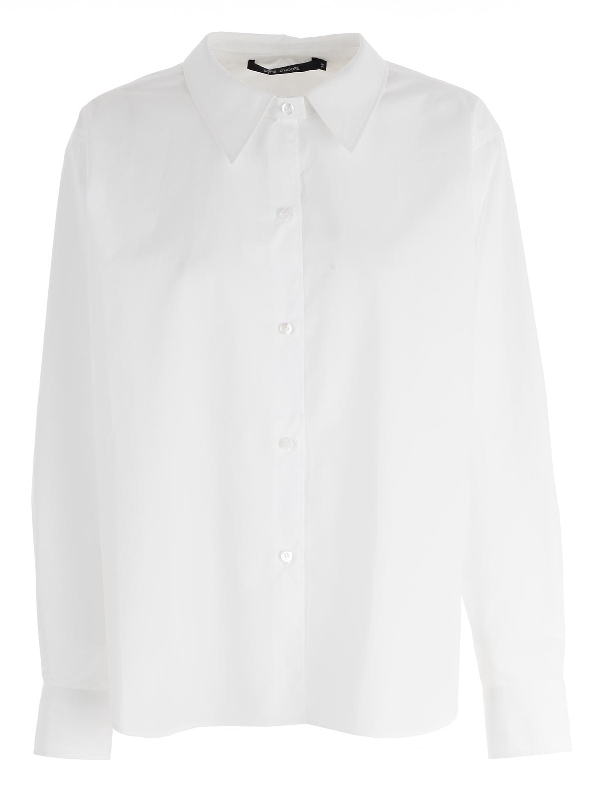 Picture of SOFIE D'HOORE SHIRTS CAMICIA CLASSICA