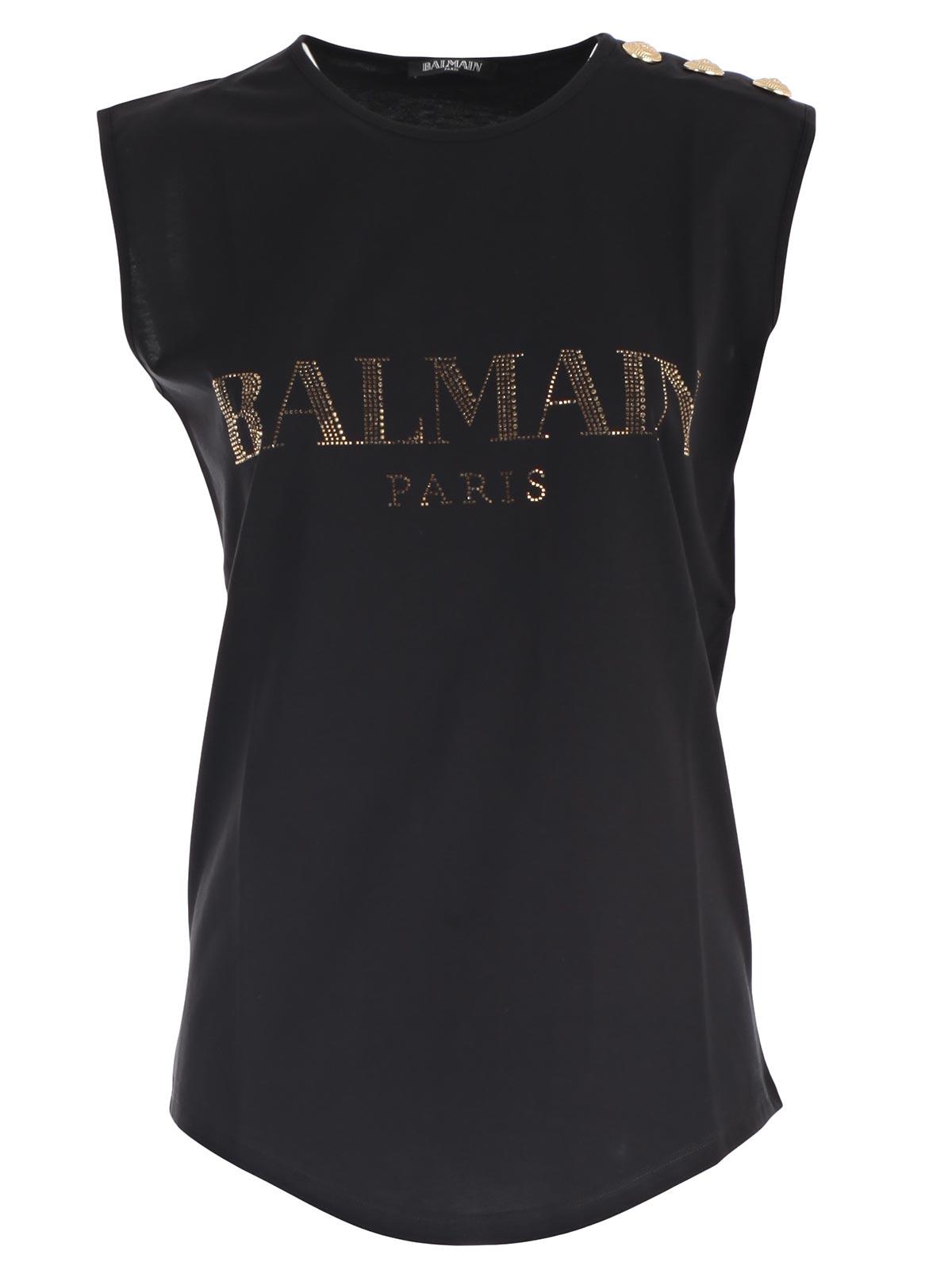 Picture of BALMAIN TOP