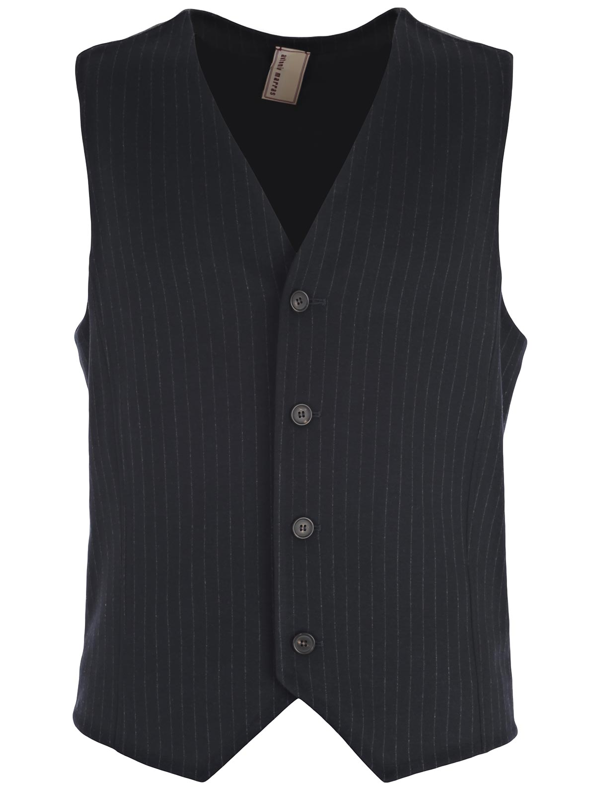 Picture of ANTONIO MARRAS  VEST GILET SLIM GESSATO