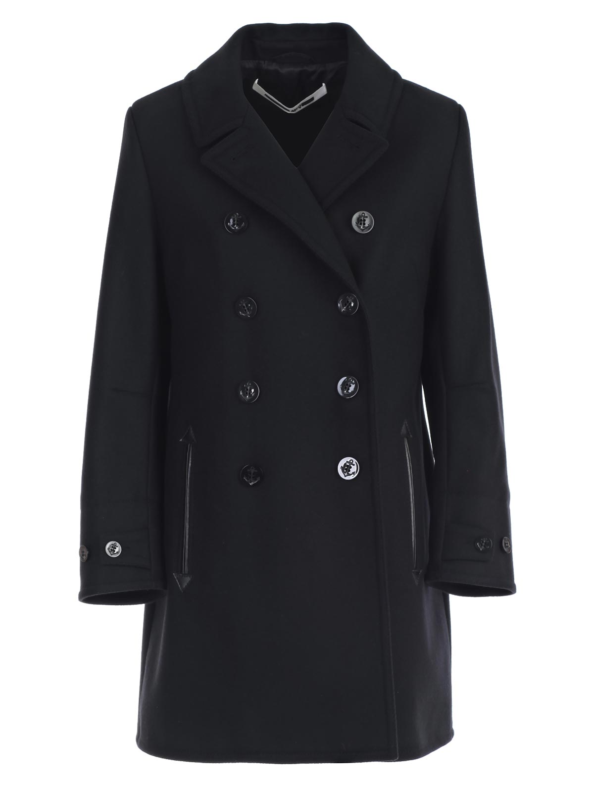 Picture of MCQ ALEXANDER MCQUEEN COAT