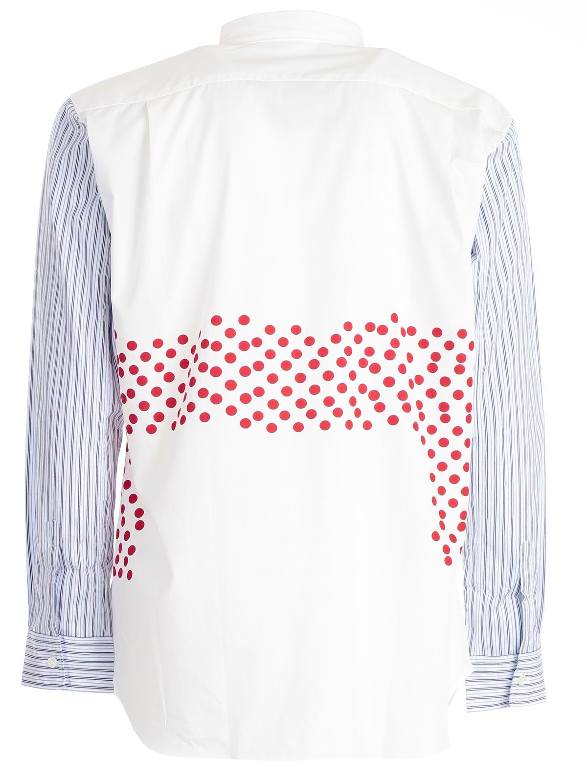 Picture of Comme Des Garcons Shirt Print