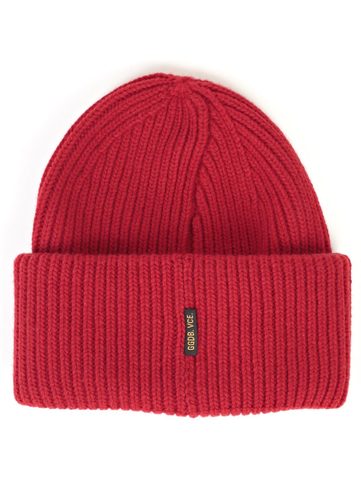 Picture of GOLDEN GOOSE DELUXE BRAND HAT