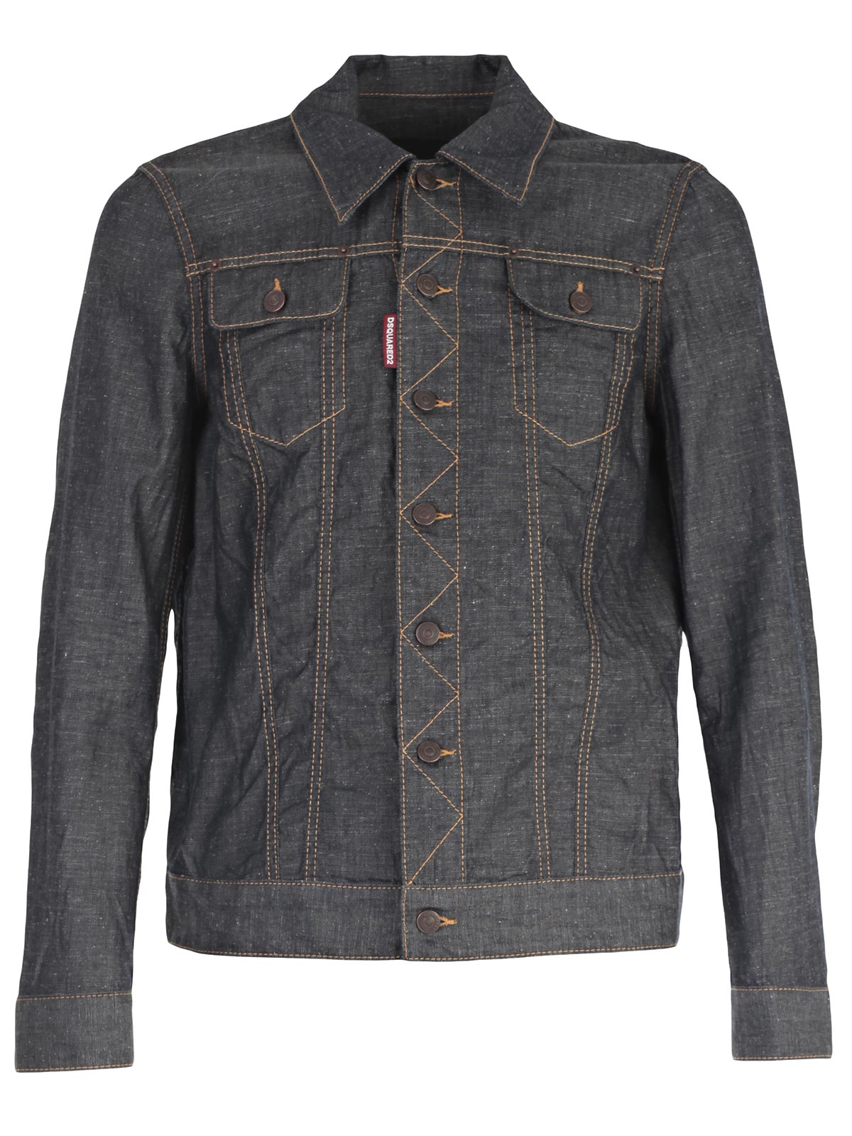 Picture of DSQUARED2 JACKET GIUBBOTTO JEANS